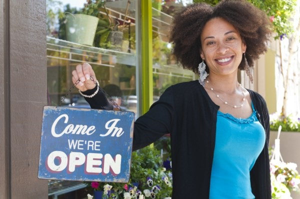 Opening a Small Business